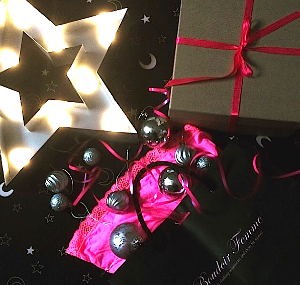 Gifts that keep on giving at Boudoir Femme